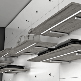 Linea 2 met LED verlichting