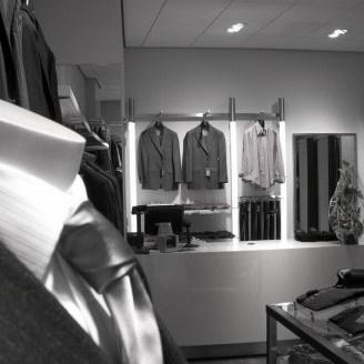 Winkelinterieur met Icon Luce en Icon RVS