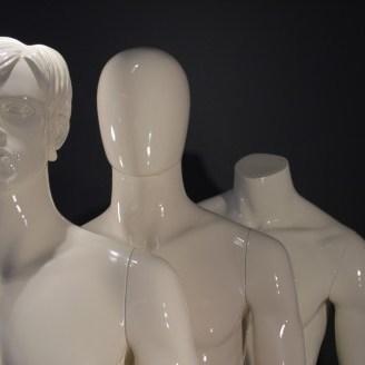 Fashion Collection, hoofdloos, anoniem en gemodelleerd